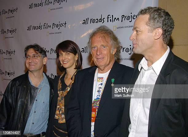 Adam Leipzig, Ruth Vitale, Chris Blackwell and Terry Garcia