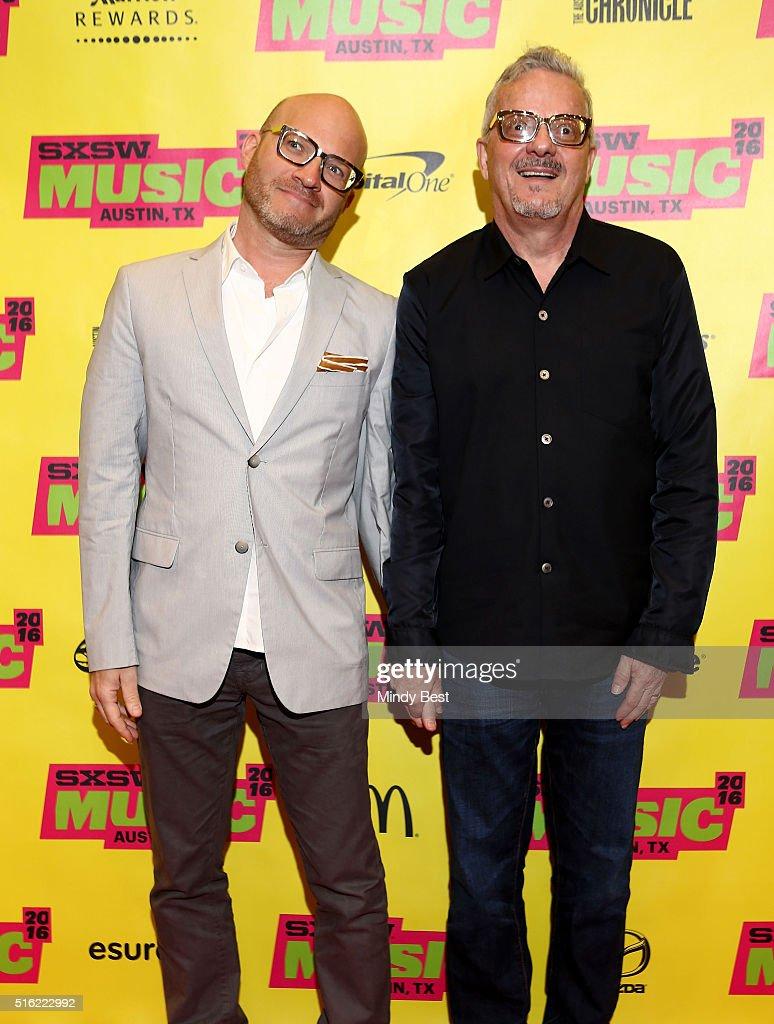 SXSW Interview: Mark Mothersbaugh - 2016 SXSW Music, Film + Interactive Festival