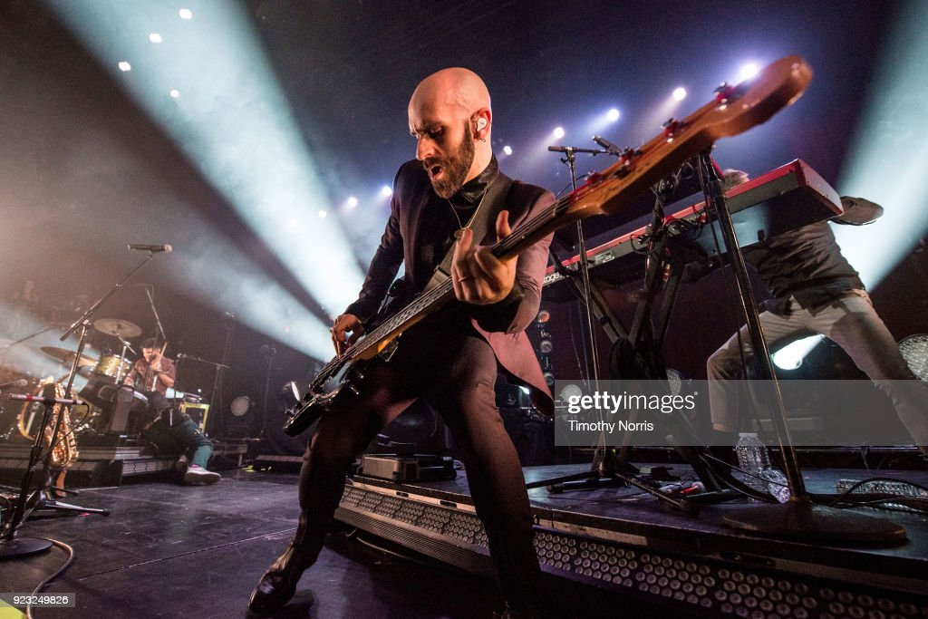 X Ambassadors Perform At The Belasco Theater