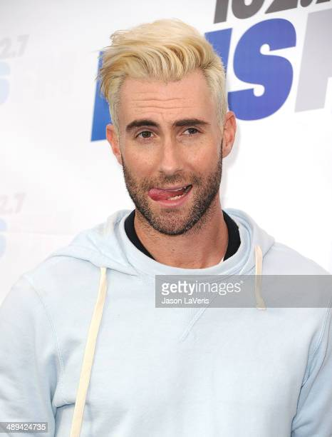 Adam Levine of Maroon 5 attends 1027 KIIS FM's 2014 Wango Tango at StubHub Center on May 10 2014 in Los Angeles California