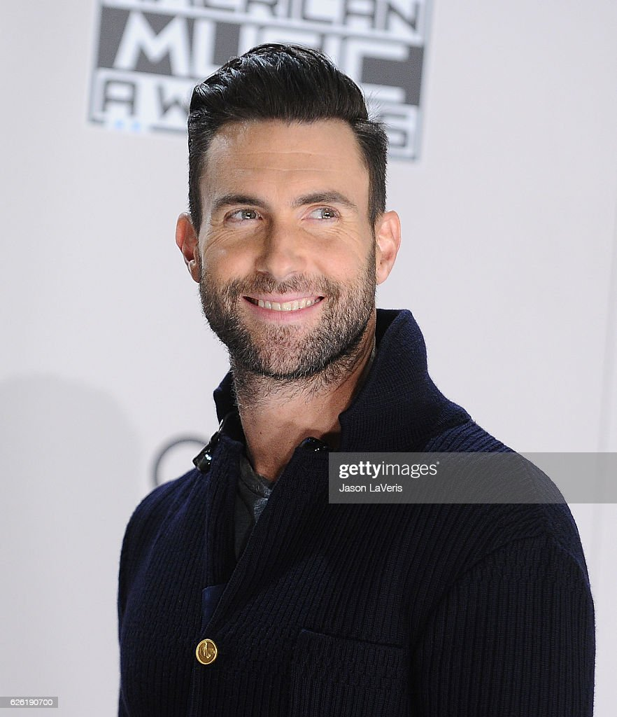 2016 American Music Awards - Press Room : News Photo