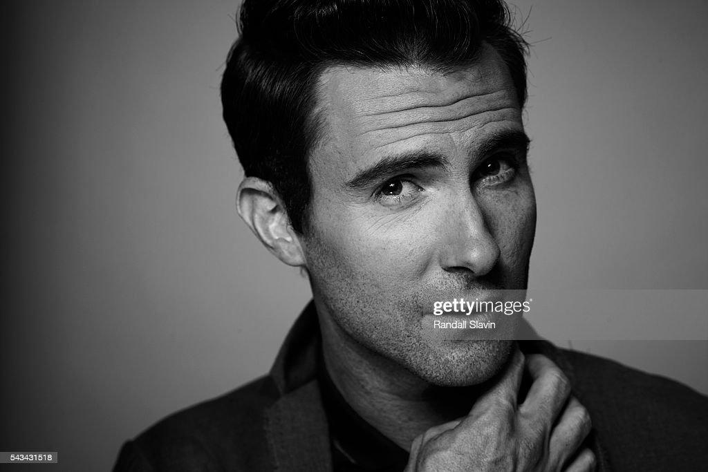 Adam Levine, GQ, November 1, 2012