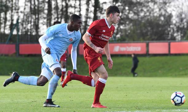Liverpool v Sunderland: U18 Premier League Cup