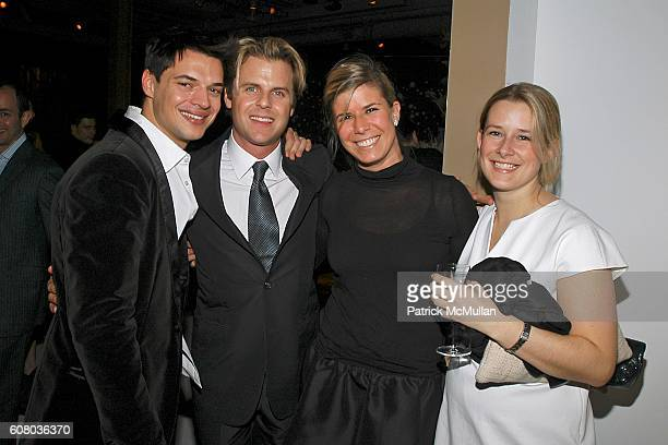 Adam Lippes and attend 11th Annual Holiday Dinner Honoring DONNA KARAN and Benefiting ACRIA at The Stephen Weiss Studio on December 18 2006 in New...