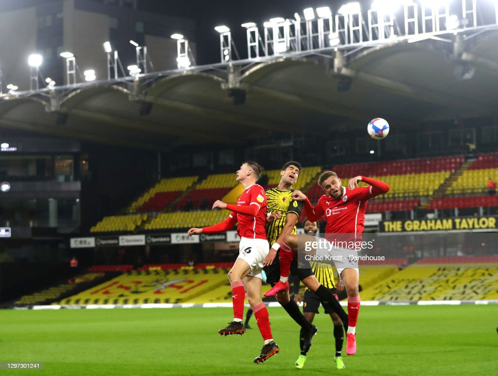 Watford v Barnsley - Sky Bet Championship : News Photo