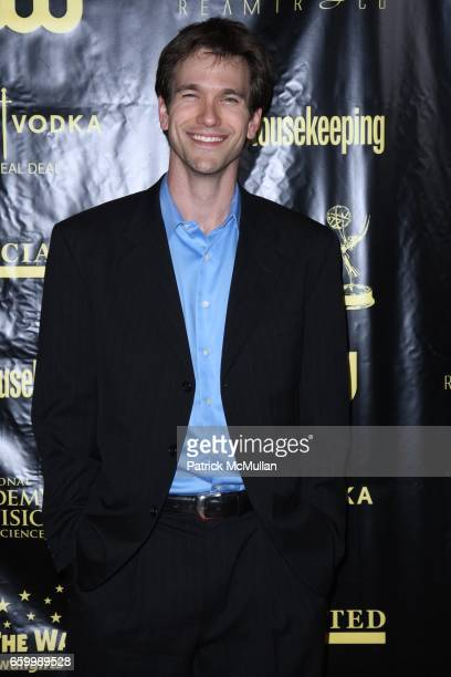 Adam Mayfield attends DAYTIME EMMY Nominee Party Hosted by GOOD HOUSEKEEPING at Hearst Building on May 14, 2009 in New York City.