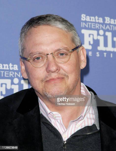 Adam McKay attends the 34th annual Santa Barbara International Film Festival's Outstanding Directors of the year award celebration at Arlington...