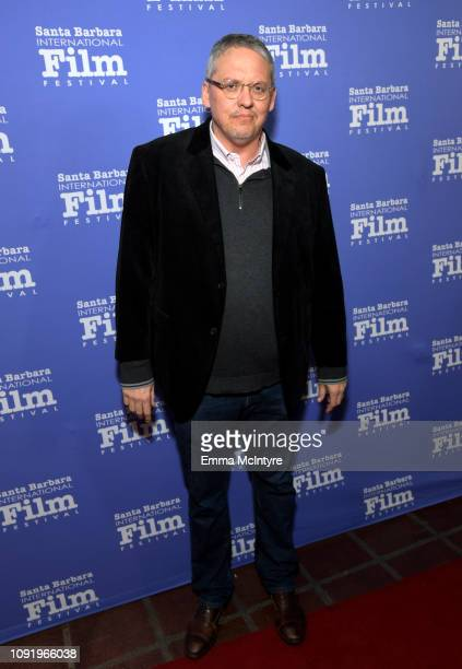 Adam McKay attends the Outstanding Directors Award during the 34th Santa Barbara International Film Festival at Arlington Theatre on January 31 2019...