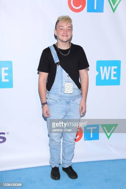 Adam McMaster arrives to WE Day Toronto and the WE Carpet at Scotiabank Arena on September 20 2018 in Toronto Canada