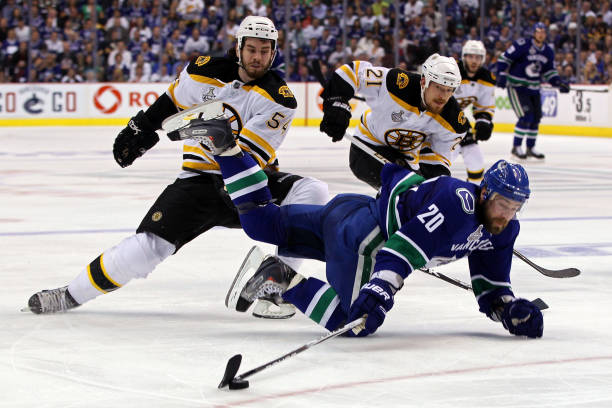 Boston Bruins v Vancouver Canucks - Game Five