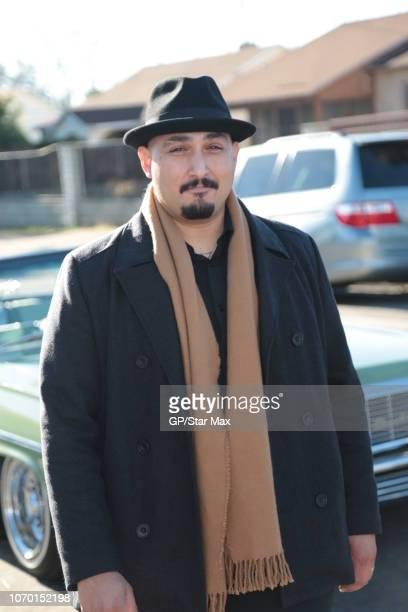 Adam Mendoa is seen on December 8 2018 in Los Angeles CA