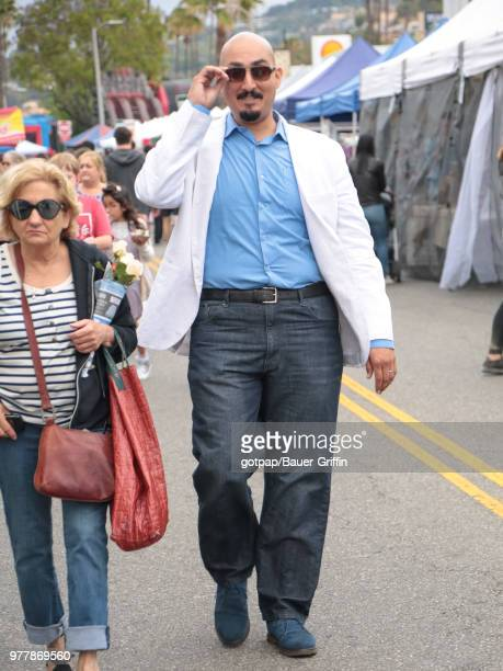 Adam Mendoza is seen on June 17 2018 in Los Angeles California