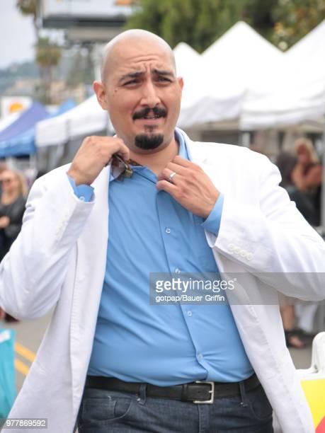 Adam Mendoza is seen on June 17 2018 in Los Angeles California