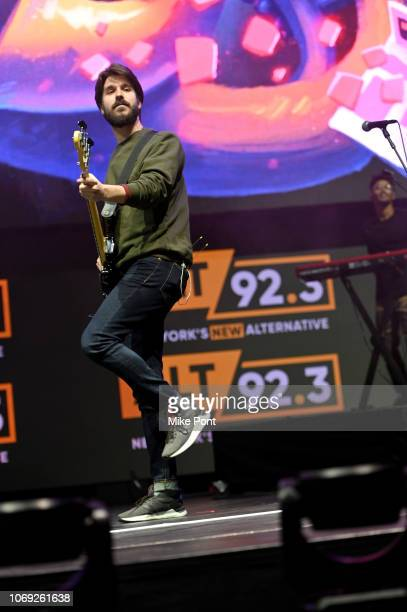 Adam Met of AJR performs onstage at Not So Silent Night presented by Radiocom at Barclays Center on December 6 2018 in New York City