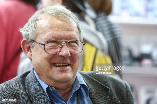 Adam Michnik participates in the Warsaw Book Fair 2017 on May 21 2017 at the National Stadium in Warsaw Poland The Warsaw Book Fair was established...