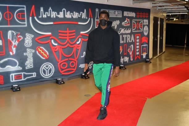 IL: Boston Celtics v Chicago Bulls