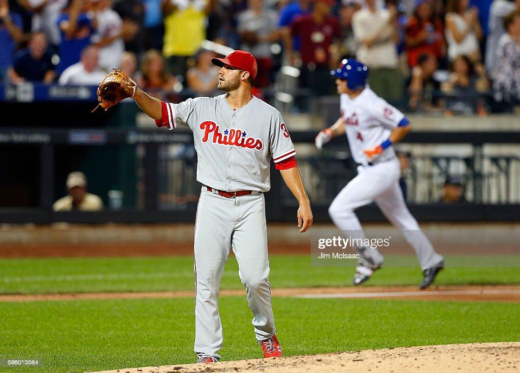 Philadelphia Phillies v New York Mets : ニュース写真