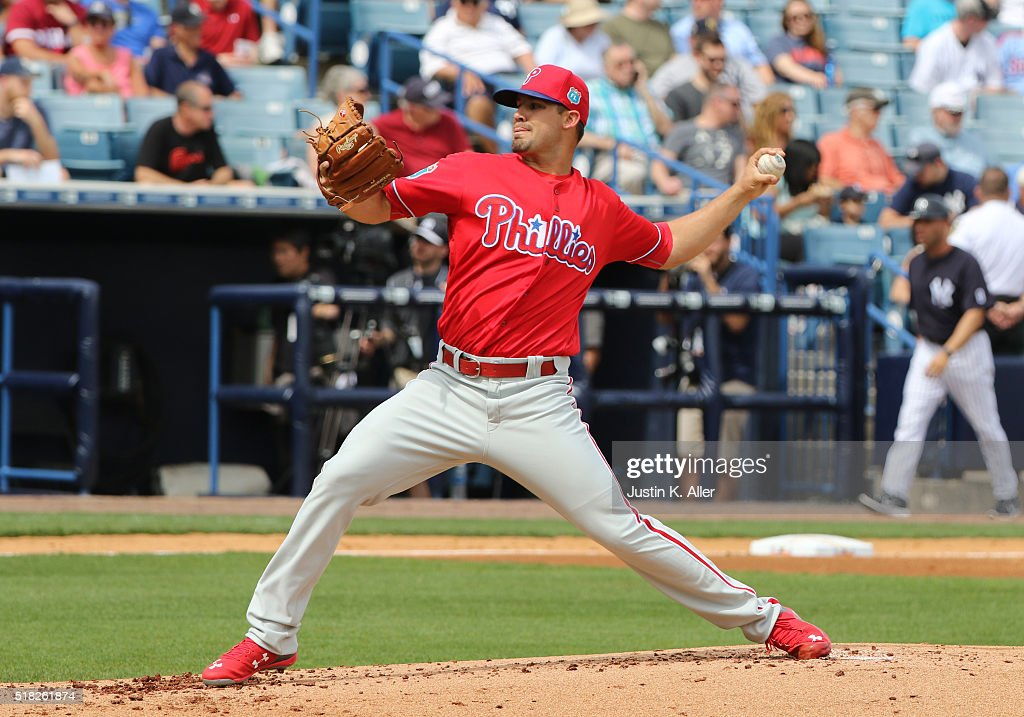 Philadelphia Phillies v New York Yankees