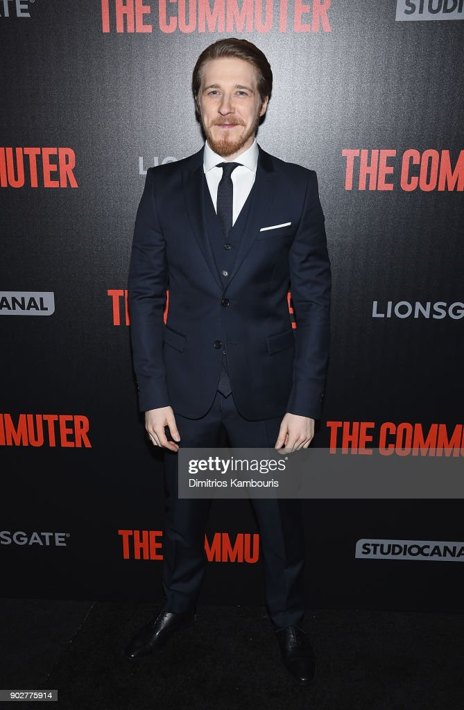 """The Commuter"" New York Premiere : News Photo"