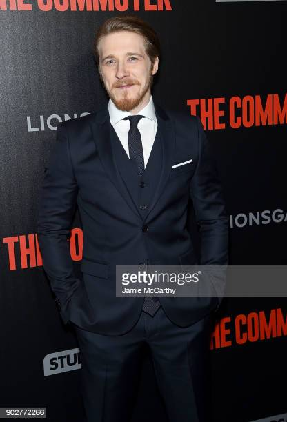 Adam Nagaitis attends the The Commuter New York Premiere at AMC Loews Lincoln Square on January 8 2018 in New York City