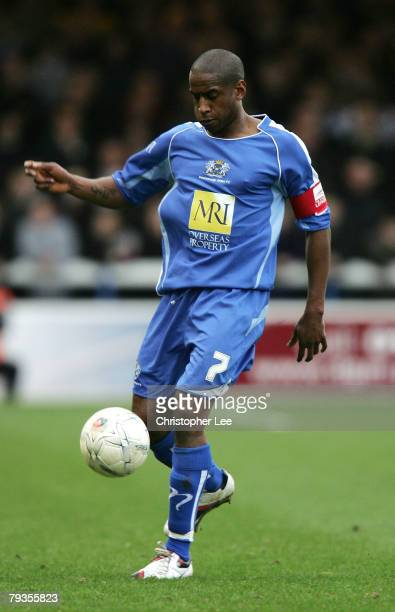 Adam Newton of Peterborough United in action during the FA Cup Sponsored by e.on Fourth Round match between Peterborough United and West Bromwich...