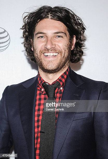"""Adam Pally attends the 2015 Tribeca Film Festival - World Premiere Narrative: """"Slow Learners"""" at Regal Battery Park 11 on April 20, 2015 in New York..."""
