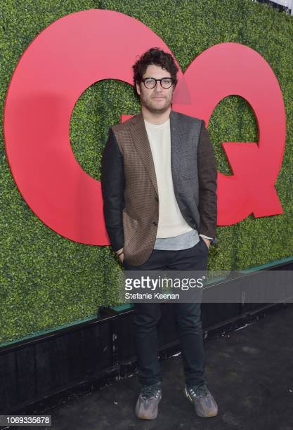 Adam Pally attends the 2018 GQ Men of the Year Party at a private residence on December 6, 2018 in Beverly Hills, California.