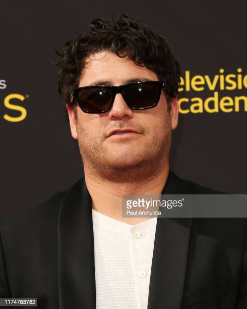 Adam Pally attends the 2019 Creative Arts Emmy Awards on September 14 2019 in Los Angeles California