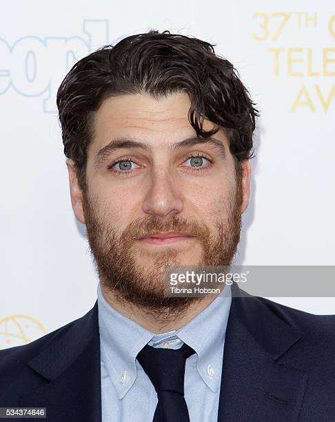 Adam Pally attends the 37th College Television Awards at Skirball Cultural Center on May 25 2016 in Los Angeles California