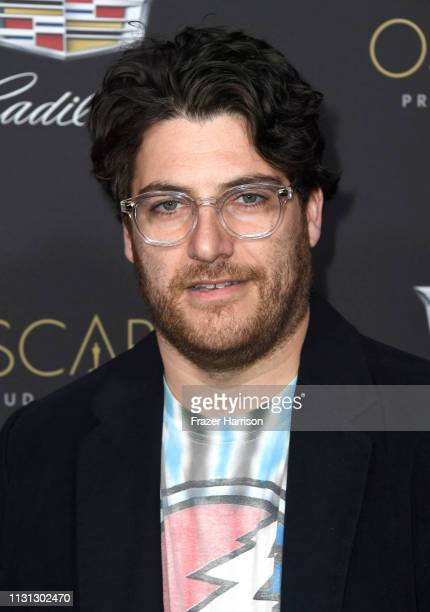 Adam Pally attends the Cadillac celebrates The 91st Annual Academy Awards at Chateau Marmont on February 21 2019 in Los Angeles California