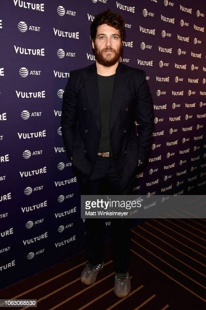 Adam Pally attends the Vulture Festival presented by AT&T at Hollywood Roosevelt Hotel on November 17, 2018 in Hollywood, California.