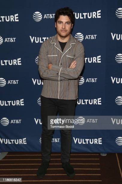 Adam Pally attends Vulture Festival Presented By ATT at The Roosevelt Hotel on November 10 2019 in Hollywood California