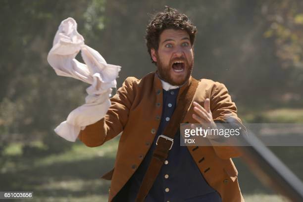 Adam Pally in the 'The Shot Heard Round The World' episode of MAKING HISTORY airing Sunday March12 on FOX