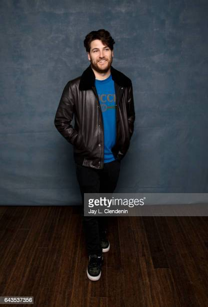 Adam Pally is photographed at the 2017 Sundance Film Festival for Los Angeles Times on January 22, 2017 in Park City, Utah. PUBLISHED IMAGE. CREDIT...