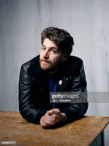Adam Pally is photographed at the 2017 Sundance Film Festival for Los Angeles Times on January 22 2017 in Park City Utah PUBLISHED IMAGE CREDIT MUST...