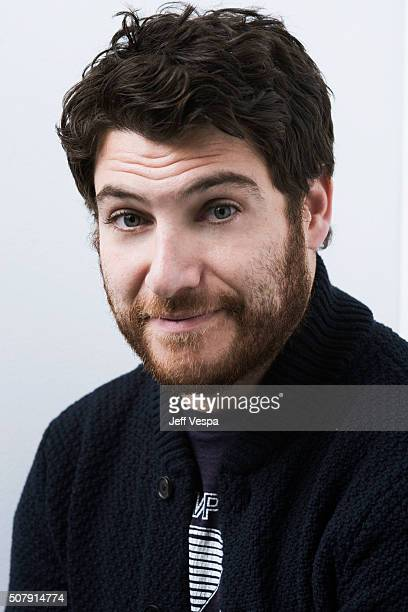 Adam Pally of 'Joshy' poses for a portrait at the 2016 Sundance Film Festival on January 25 2016 in Park City Utah
