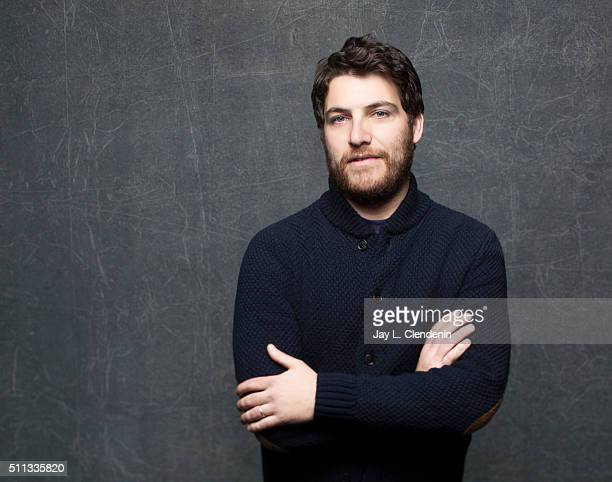 Adam Pally of 'Joshy' poses for a portrait at the 2016 Sundance Film Festival on January 25 2016 in Park City Utah CREDIT MUST READ Jay L...