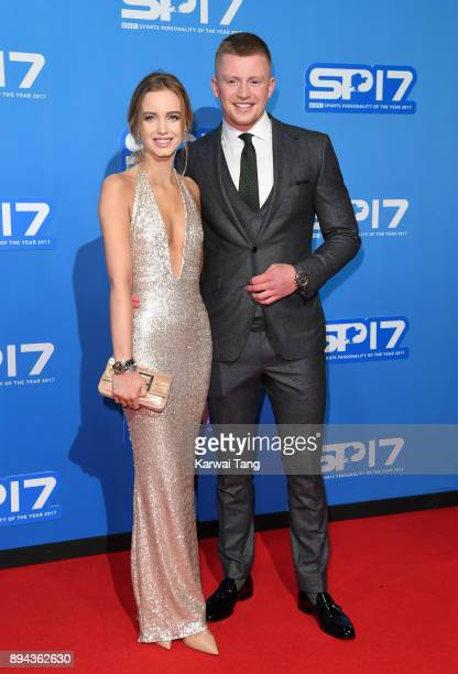 Adam Peaty attends the BBC Sports Personality of the Year 2017 Awards at the Echo Arena on December 17 2017 in Liverpool England