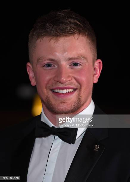 Adam Peaty attends the Team GB Ball at Victoria and Albert Museum on November 1 2017 in London England
