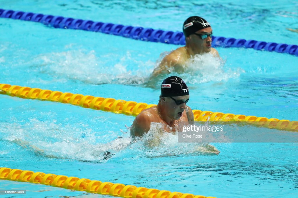 Gwangju 2019 FINA World Championships: Swimming - Day 2 : News Photo