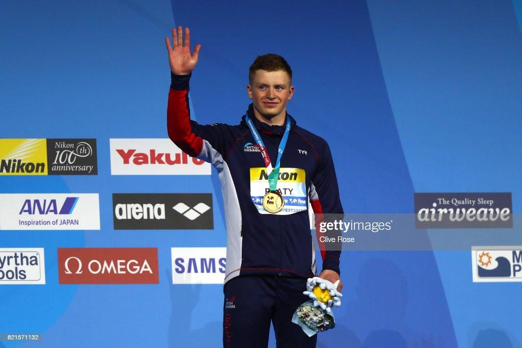 Budapest 2017 FINA World Championship - Day 11