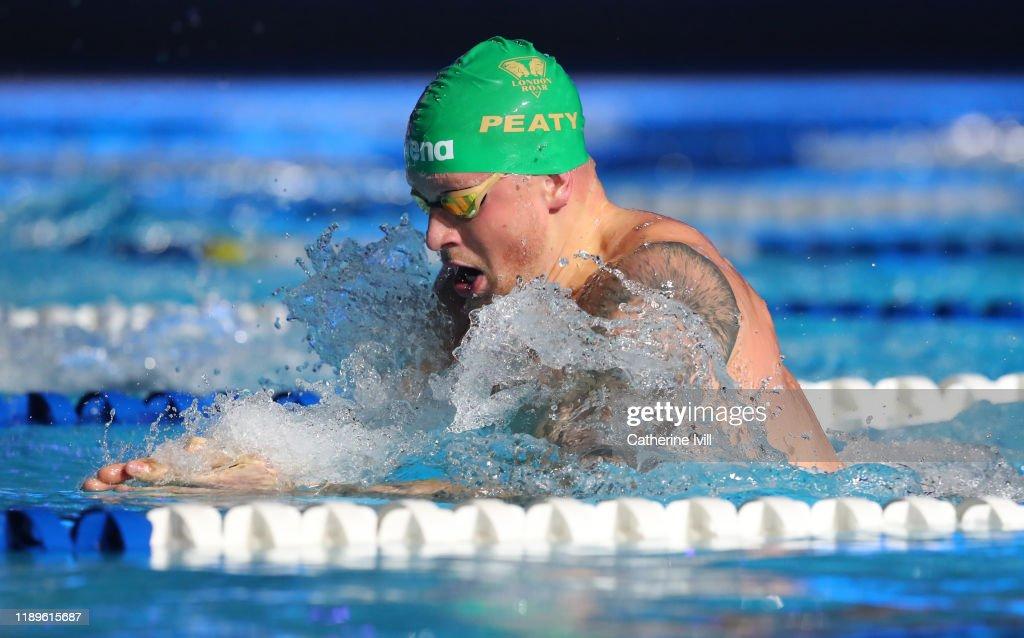 International Swimming League 2019 - London: Day One : News Photo