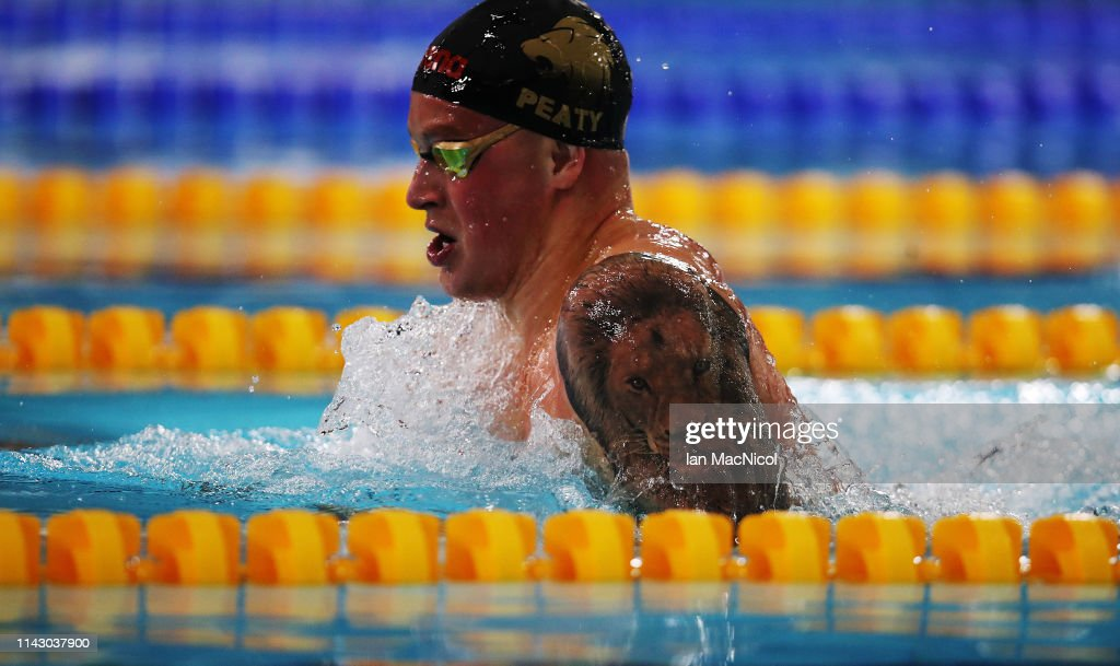 British Swimming Championships - Day One : News Photo