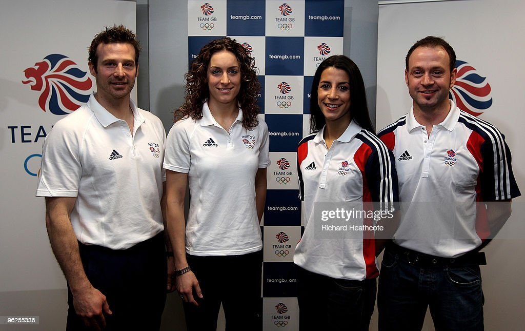 Team GB Press Conference