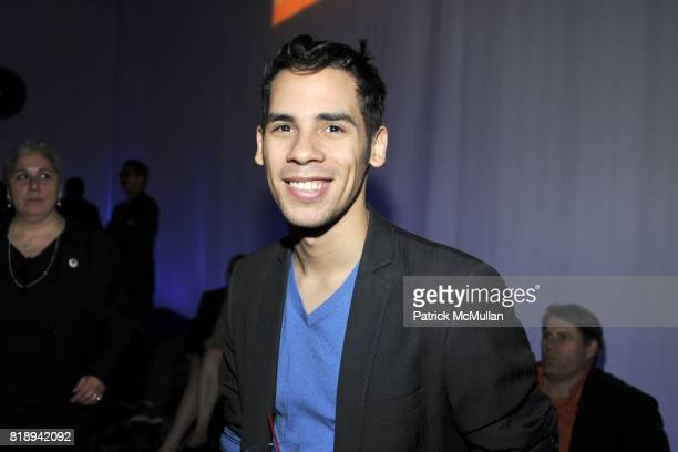 Adam Pichirilo attends PATTI SMITH Live in Concert A Benefit for The American Folk Art Museum at Espace on May 15 2010 in New York City