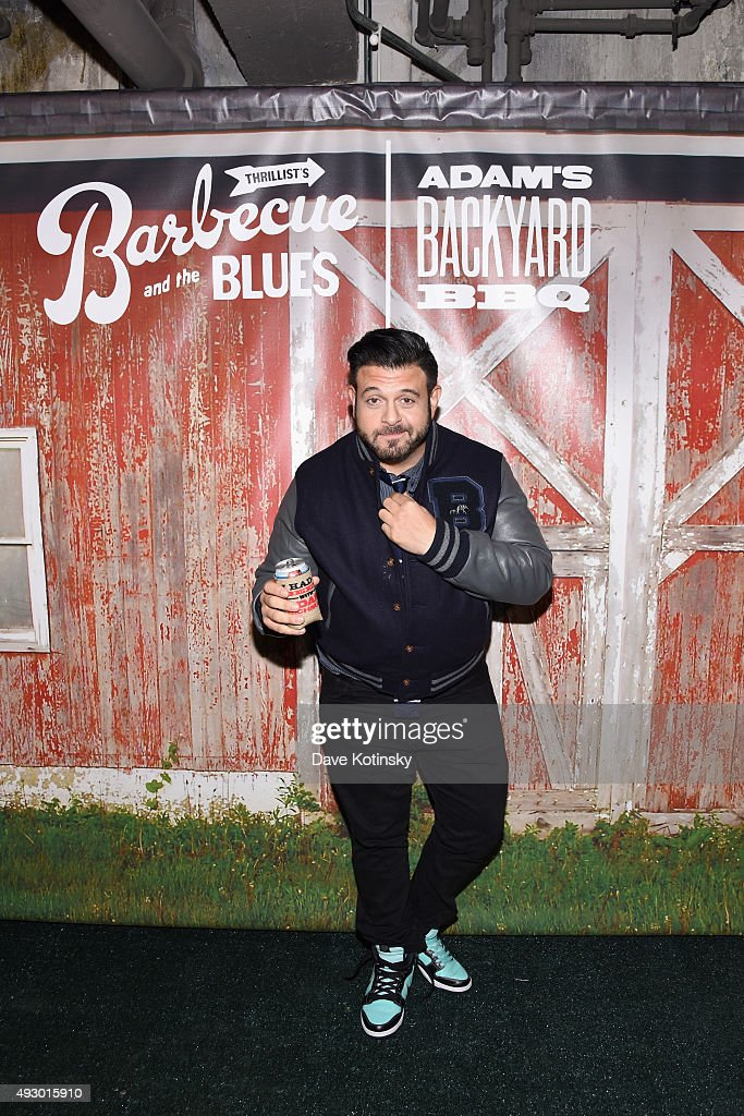Thrillist's Barbecue & The Blues Hosted By Adam Richman - Food Network & Cooking Channel New York City Wine & Food Festival presented By FOOD & WINE