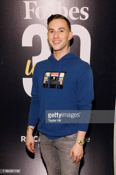 Adam Rippon attends the 2019 Forbes 30 Under 30 Summit on October 28 2019 at Detroit Masonic Temple in Detroit Michigan