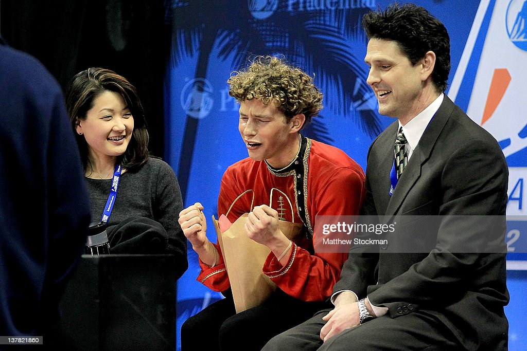 2012 U.S. Figure Skating Championships - Day 2