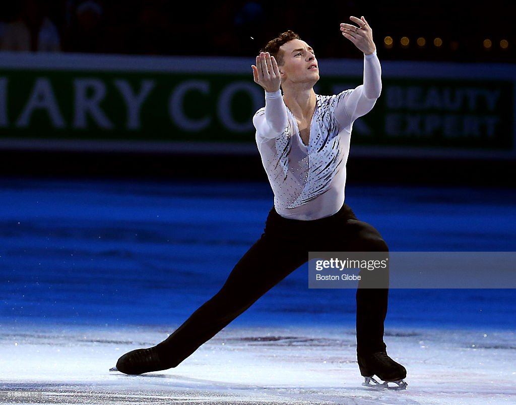 2016 World Figure Skating Championships : News Photo