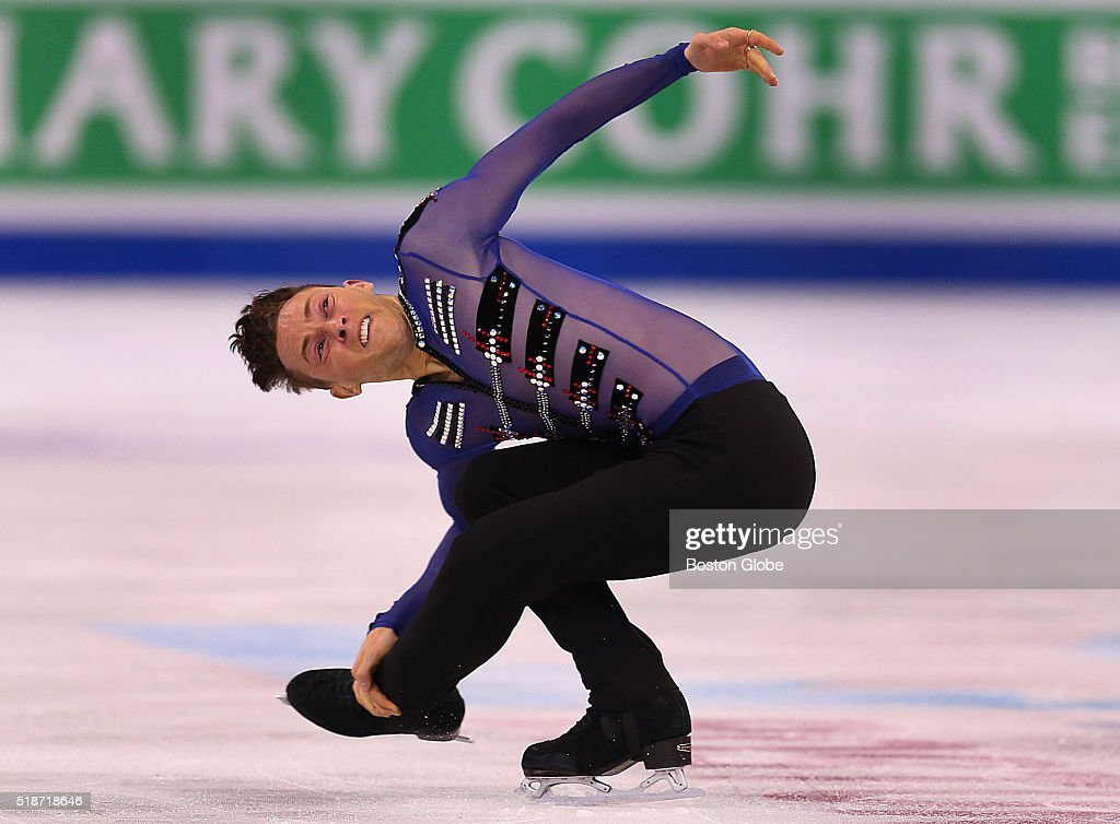 2016 World Figure Skating Championships : News Photo